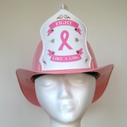 """Fight Like A Girl"" Helmet - BLEMISHED"