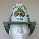 """Firefightin' Irish"" - BLEMISHED"