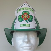 """Firefightin' Irish"""